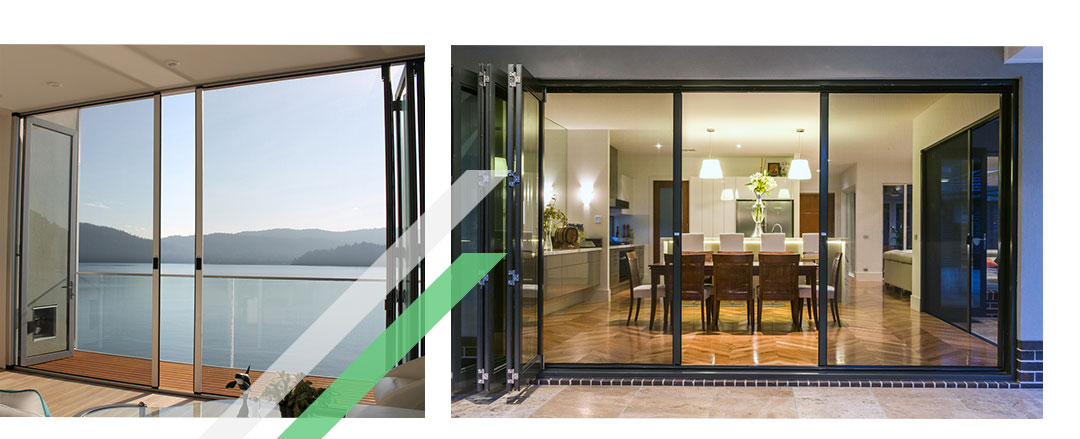 VistaView™Large Opening Retractable Screen Doors